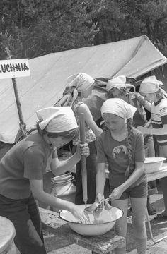 Chotowa 1978, obóz harcerski