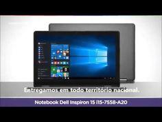 Notebook Dell Inspiron 15 i15-7558-A20 2 em 1 Intel Core i7 8GB 1TB Wind...