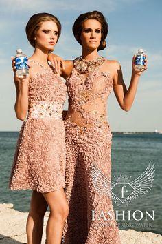 Campania Fashion Luxury Spring Water realizata de Fashiontv Romania - galerie foto Graduation, Luxury, Spring, Dresses, Fashion, Vestidos, Moda, Fashion Styles, Moving On