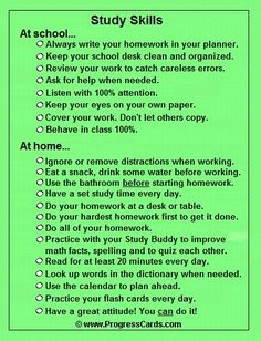 How to Encourage Good Study Habits in a Child   Eye Level PopSugar healthy homework habits