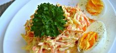 Cabbage, Spaghetti, Food And Drink, Eggs, Vegetables, Breakfast, Ethnic Recipes, Salads, Morning Coffee