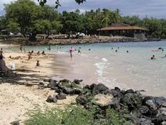 Spencer Beach Park Spencer Beach Park Kona Hawaii, Big Island Hawaii, Hawaii Travel, State Parks, Places Ive Been, National Parks, Ocean, Camping, Vacation
