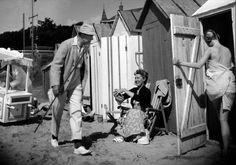 Les Vacances de monsieur Hulot ● Jacques Tati ● 1953