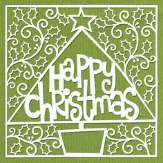 silhouette cameo christmas card files - Google Search