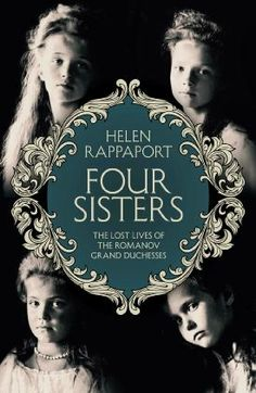 The UK Edition - I ordered and read this most excellent book about the Romanov Grand Duchesses