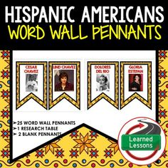 Test Taking Strategies Word Wall and Activity Page TemplatesVISIT MY STORE AND FOLLOW TO GET UPDATES WHEN NEW RESOURCES ARE ADDED Also Check Out Cinco De Mayo Choice BoardThis is a Hispanic History Month Word Wall Set  that has 25 words included.  Buy now and save $$$.