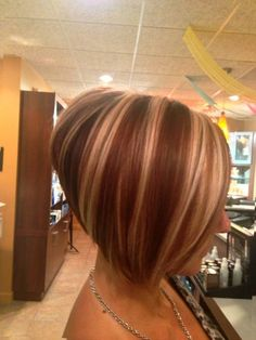 Looking for the best way to bob hairstyles 2019 to get new bob look hair ? It's a great idea to have bob hairstyle for women and girls who have hairstyle way. You can get adorable and stunning look with… Continue Reading → Swing Bob Hairstyles, Swing Bob Haircut, Bob Haircut Back View, Cute Bob Haircuts, Stacked Bob Hairstyles, Inverted Bob Hairstyles, Bob Hairstyles With Bangs, Short Haircuts, Stacked Bobs