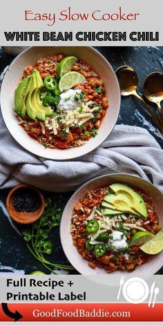Chilli Recipes, Yummy Chicken Recipes, Yummy Recipes, Soup Recipes, Diet Recipes, Yummy Food, Healthy Recipes, Fall Dinner Recipes, Recipes