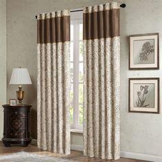 Aubrey Window Curtain Pair