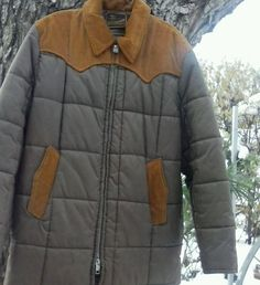 West Wing Jacket Chest 48T Nylon/corduroy_ Beige_Waterproof. #Waterproof #BasicJacket