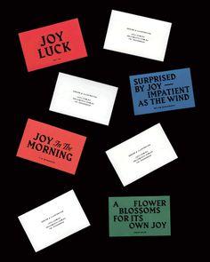 Personal Branding by Joy Li