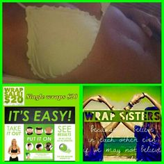 It Works, that crazy wrap thing,, check out all the amazing product, if you would like to get wrapped send me a message 561-914-0815