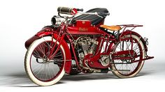 1915 Indian Big Twin With Sidecar presented as lot S30 at Las Vegas, NV 2015 - image2