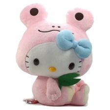 Not much into Hello Kitty stuff (surprisingly) but this one's too cute.