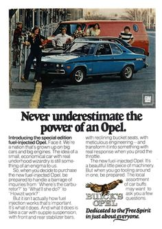 Vintage Ads, Old School, Dream Cars, Growing Up, Engineering, Classic, Euro, Muscle, Passion