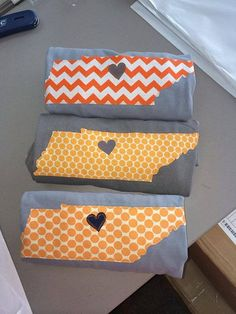 Long or Short Sleeve State Tee Comfort Colors by hadleyandfinn. Tennessee is where my heart is! Tennessee Girls, Tennessee Football, Tn Vols, Comfort Colors, Just In Case, Style Me, Cute Outfits, Girly, Monogram