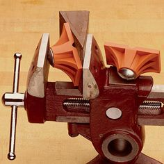 Made in the USA:  GyroJaw Vise Accessory