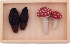 Oeuf NYC Oeuf Mushroom Frame - set of 3 `One size Details : Wool, Hand knitted, Fair trade, Eco-friendly Composition : 100% Alpaca 27 cm x 17 cm http://www.comparestoreprices.co.uk/january-2017-7/oeuf-nyc-oeuf-mushroom-frame--set-of-3-one-size.asp