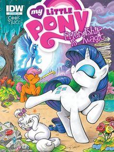 My Little Pony: Friendship is Magic - Episode 4  #mylittlepony #madefire #motionbooks #digitalstorytelling