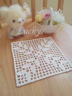 Miniature crochet square doily 6 cm, dollhouse crochet tablecloth, dollhouse miniature white small doily micro crochet by MiniGio Crochet Blocks, Crochet Doily Patterns, Granny Square Crochet Pattern, Crochet Diagram, Basic Crochet Stitches, Crochet Squares, Crochet Designs, Crochet Doilies, Filet Crochet