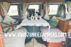 Romantic VW camper - Wedding - Boho - Vintage.