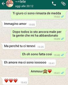 """""""Quel qualcuno che ti rimane affianco sempre la trovi ...""""te se ama amour=) by aicha_smile"""