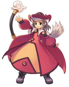 Norn - Characters & Art - Atelier Iris: Eternal Mana