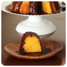 Bolo de Cenoura da Tia Jô sem glúten/lactose | Vídeos e Receitas de Sobremesas