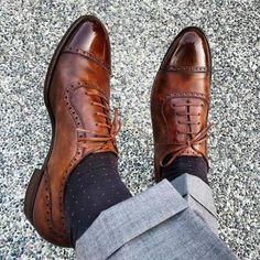 Корно Блу @cornoblu новые туфли на rtw  Теперь доступна на @yeossal онлайн  Фото любезно предоставлено @thunder_march  #bespokemakers #readytowear #cornoblu — посмотреть на Instagram http://ift.tt/2gMpDTZ