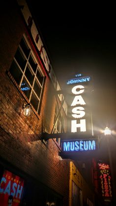Johnny Cash Museum. Nashville, Tennessee