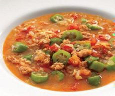 Sausage Gumbo (4 Points+ Per Serving)