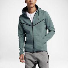 Nike Sportswear Tech Fleece Windrunner-hettegenser for herre 7220a317d