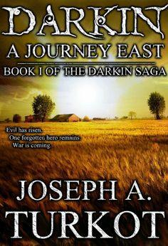 Darkin: A Journey East (Book 1 of the Darkin Saga) by Joseph Turkot, http://www.amazon.com/dp/B00902HZZ2/ref=cm_sw_r_pi_dp_Vr9Nsb079E1TY