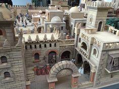 Palacio de Pilatos-Legionarios Romanos en Jerusalém