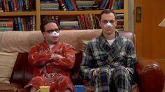 Season 8, Episode 09, The Big Bang Theory, Leonard feels very loved by Sheldon.