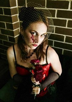 Tanith Rowan: Halloween Photoshoot
