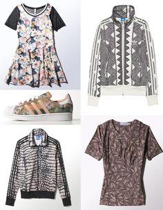 Active Sportswear Print & Pattern [Special Report] | Patternbank