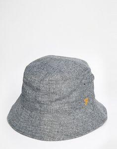 edb571a9975f4 Farah Grafton Marl Bucket Hat at asos.com