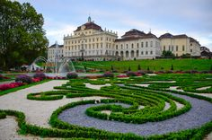 Ludwigsburg Palace is just 15-minutes north of Stuttgart