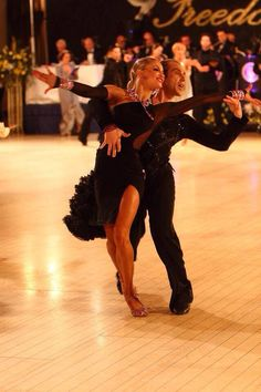 Riccardo and Yulia @ Freedom to Dance 2014