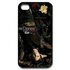 The Vampire Diaries Hard Case Cover Skin for Iphone 4 4s, Damon Salvatore iphone cases | Vampires!