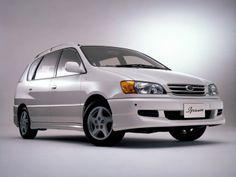 Toyota Ipsum AeroTouring (SXM10G/SXM15G) '08.1997–05.2001