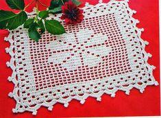 toalha toalhinha croche branco white picô croche com receita blog