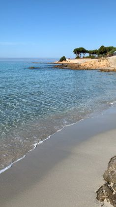 Beach in Ajaccio, Corse Island - France Strand Wallpaper, Ocean Wallpaper, Ocean Beach, Ocean Waves, Hawaii Beach, Oahu Hawaii, Beautiful Places To Travel, Beautiful Beaches, Beach Pictures