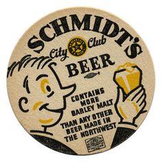 Label Design, Design Packaging, Package Design, Design Design, Graphic Design, Bottle Packaging, Coffee Packaging, Food Packaging, Schmidt Beer