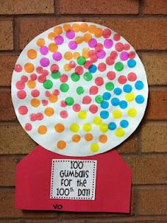 K 100th Day On Pinterest 100th Day School Ideas And Schools