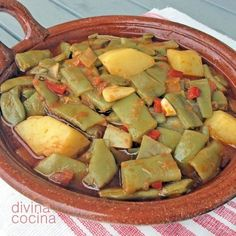 42 Ideas Recipes Healthy Diet Veggies For 2019 Nut Recipes, Mexican Food Recipes, Vegetarian Recipes, Cooking Recipes, Healthy Recipes, Spanish Recipes, Spanish Dishes, Spanish Cuisine, Potato Vegetable