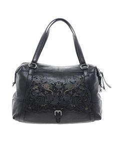 Image 1 ofAmused By Ameko Echo Pattern Handbag