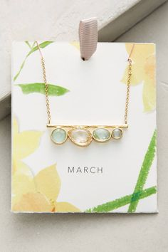 Shop the Birthstone Necklace and more Anthropologie at Anthropologie today. Read customer reviews, discover product details and more.