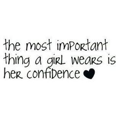 confident women quotes | The Daily Dose....: Beautiful testimonial